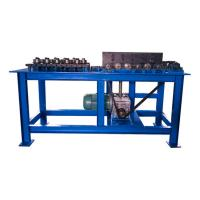 China Multi Roll CNC Wire Bending Machine Iron Copper Roll Forming Machines on sale