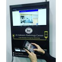 Buy Digital Signage Charging Station with 18.5 Tablet Screen at wholesale prices