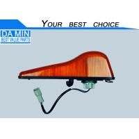 Quality 1822102282 Side Lamp Of ISUZU CYZ FVZ Orange Shell Obvious Turning Signal for sale