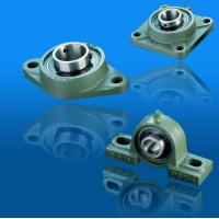 Quality UCFL328 Pillow Block Bearings With Cast Iron Plummer Blocks For Machine Tool Spindles for sale