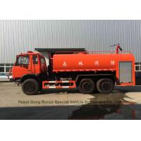 Quality RHD /LHD Dongfeng Off Road 6x6 All Wheel Drive Water Truck with Fire Pump Water  Truck AWD Vehicle EURO3/5 for sale