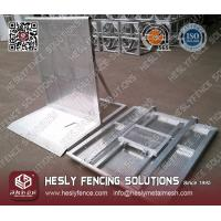 Quality Aluminium Mojo Stage Barrier for sale