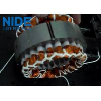 Buy Automatic motor Stator coil Lacing Machine ( Stator Coil Lacer ) With PLC at wholesale prices