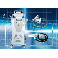 Quality Double screens SHR hair removal machine YAG laser machine , skin rejuvenation machine for sale