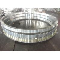 Quality Super Duplex Stainless Steel F55 S32760 1.4501 Metal Forgings Rings Rough Machined for sale
