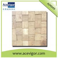 Quality Uneven surface mosaic tiles for wall decoration for sale
