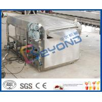Quality Stainless Steel Fruit Sorting Machine , Energy Saving Fruit Grading Machine for sale
