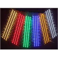 Quality DC12V SMD 5050 3LEDs LED Modules IP65 Waterproof Light Lamp 5050 White/Red/Green/Blue/RGB High Quality Advertising Light for sale