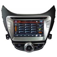 Quality HYUNDAI ELANTRA 2012 533MHZ PIP, Steering Wheel USB SD 480P Hyundai DVD Player ST-8704 for sale