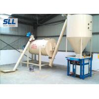 Quality Horizontal Mortar Mixing Equipment / Industrial Paddle Mixer High Efficiency for sale
