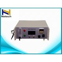 Buy cheap 3G/HR Oxygen Source Medical Ozone Generator Ozone Machine For Dental Use from wholesalers
