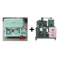 Quality ZJD Vacuum Lubrication Oil &Hydraulic Oil Purifier Equipment for sale
