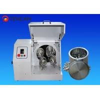 Quality 4L 220V 0.75KW Horizontal Planetary Ball Mill Laboratory Scale Powder Milling For Cement, Glass, Metal for sale