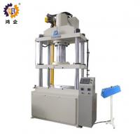 Quality 100T Four Column Hydraulic Molding Machine For Metal Sheet 380V 11kw for sale