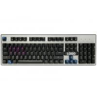 Buy Slim Mechanical Gaming Keyboard Human Ergonomic design with 13 keys backlight at wholesale prices