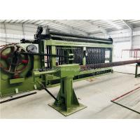 Quality Industrial Gabion Production Line Double Twist Automatic Wire Mesh Welding Machine for sale