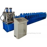 Quality Special Type Steel Sheet Cold Roll Forming Machine With 13 Rollers Forming for sale