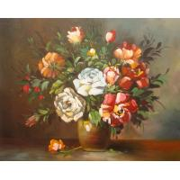 Quality 2012 flower painting hanging picture decor for sale