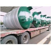 Quality 3000 Psi Compressed Air Receiver Tanks Pressure Vessel Stainless Steel Material for sale
