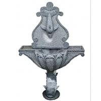 Quality Angry Animal-Like Grey Granite Fountain, Grey Granite Stone Sculpture for sale