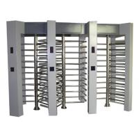 Quality Outdoor Station Mechanical Turnstile Security Gate With Photoelectric Sensor for sale