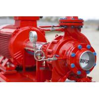 Buy cheap UL Listed FM Approved 400gpm @ 100psi Electric Motor Driven Fire Pump Set from wholesalers