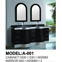 Buy 2011 Hot Sell Pvc Bathroom Cabinet A-001 at wholesale prices