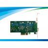 Buy cheap 10 Gigabit Ethernet Fiber Network Card PCI Express Lan Card 2 LED Lamp from wholesalers