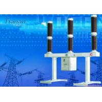 110kV 3 Pole Outdoor High Voltage Circuit Breaker / Indoor Vacuum Circuit Breaker