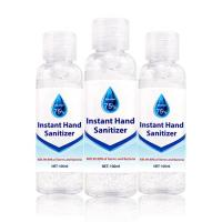 Quality Travel Size Antibacterial Hand Sanitizer OEM / ODM Protecting From Unseen Germs for sale
