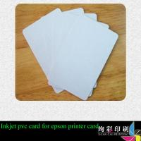 Quality Gift Printed Plastic Cards for sale