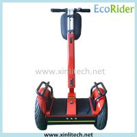 Quality City Road Patrol Electric Lithium Ion Scooter 36V 12Ah CE ROHS FCC Approval for sale