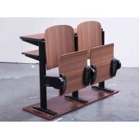 Quality Kids Wooden Double School Desk And Chair For Classroom OEM / ODM Service for sale
