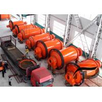 Quality Gold Mine Stone Grinding Equipment Copper Ore Ball Mill With Steel Balls for sale