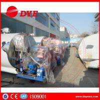 Quality Commercial Milk Chiller Milk Cooling Tank With Cooling System for sale