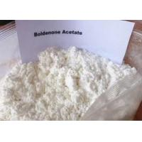 Quality Boldenone Acetate Biochemistry Anabolic Steroids White To Yellowish Crystalline Powder for sale