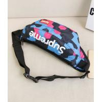 Quality Outdoor Zipper Travel Waist Bag 600D Nylon For Men 44cm*15cm*10cm for sale