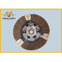 Quality CXZ Isuzu Truck Parts Clutch Disc , 430 MM Isuzu Replacement Parts 1312408920 for sale