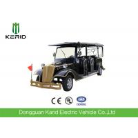 China Electric Eight Seater Golf Cart For Villas / Club , Smooth Driving Electric Tour Bus on sale