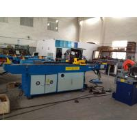 Quality Automatic CNC Pipe Bending Machine Hydraulic Tube Bender , Mitsubishi Servo Motor for sale