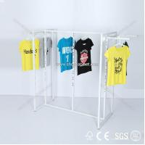 Quality 2015 new garment rack/metal garment rack/garment display Rack for sale