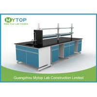 Quality Modern Chemistry Laboratory Cabinets And Countertops , School Science Furniture for sale