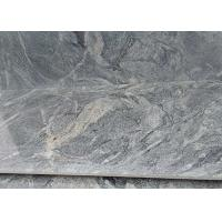 Quality Professional Viscount White Granite Stone Tiles Polished For Interior Project for sale