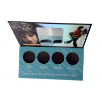Quality Individual Deluxe Rigid Makeup Gift Box , Beautiful Packaging Perfume Boxes for sale