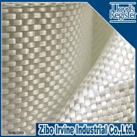 Quality E glass fiberglass woven roving fabric for GRP products for sale