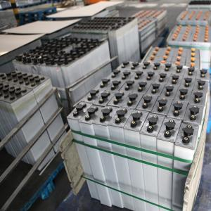 Quality 165AH 1500AH Rechargeable Traction Lead Acid Battery Locomotive Forklift Truck Battery for sale