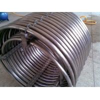Quality 0.5mm - 20.0mm Stainless Steel Coil Pipe , Heat Exchanger Tubes Grade 304 304L F321 310S for sale