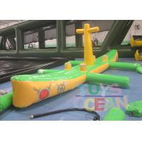 Quality Kids Inflatable Water Toys For Lake / Inflatable Outdoor Games For Rent for sale