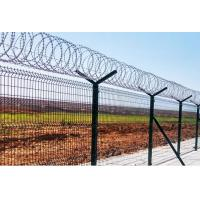 Buy cheap Galvanized Concertina Razor Wire of Fence System for High Security Areas from wholesalers
