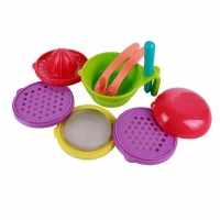 Quality Customized Color Toddler Tableware Sets Durable for sale